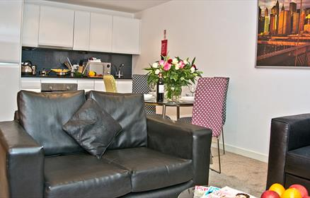 Base Serviced Apartments Liverpool The Spectrum