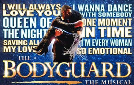 The Bodyguard comes to Liverpool Empire