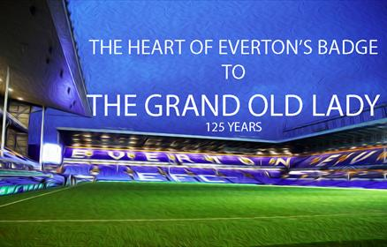 FROM THE HEART OF EVERTON'S BADGE TO THE GRAND OLD LADY