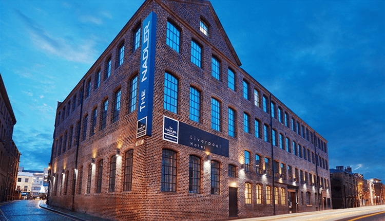 "An exciting, original ""smart luxury"" boutique hotel in the heart of Liverpool's Ropewalks quarter."