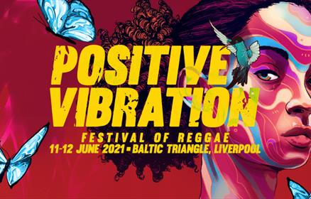 Positive Vibration - Festival of Reggae