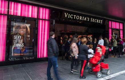 Victoria's Secret at Liverpool ONE.