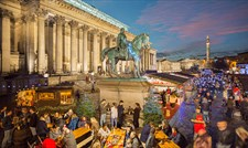 Liverpool's Christmas Market returns to St George's Plateau from November 17th