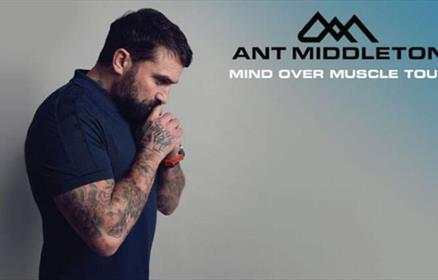 Ant Middleton: Mind Over Muscle Tour
