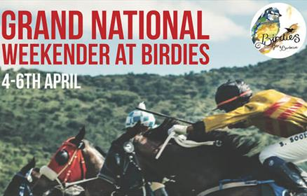 Grand National Weekender at Birdies Bar and BBQ