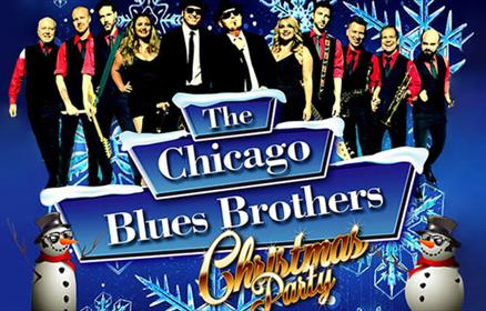 The Chicago Blues Brothers – Christmas Party