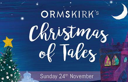 Ormskirk's Christmas of Tales