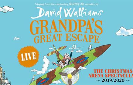 Grandpa's Great Escape Live Tour