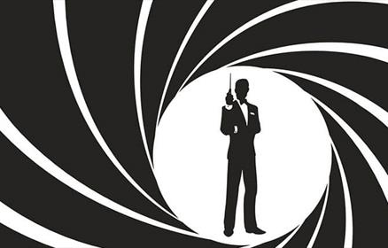 New Years Eve: James Bond
