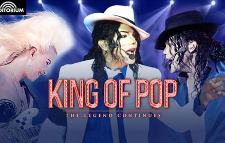 King Of Pop Featuring Jennifer Batten