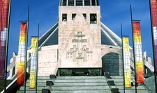 Liverpool Metropolitan Cathedral: Lutyens Crypt and Treasury