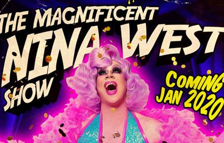 Klub Kids Presents The Magnificent Nina West Show