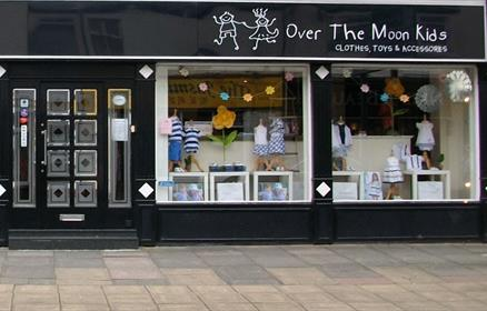 Over The Moon Kid's Boutique