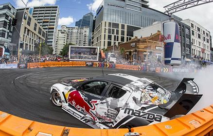 Red Bull Drift Shifters Liverpool