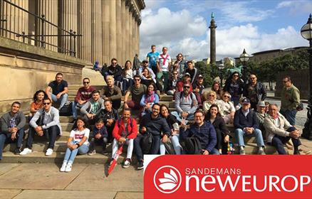 Sandemans New Liverpool Tours