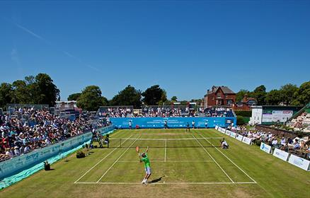 Liverpool International Tennis Tournament returns for its 17th edition