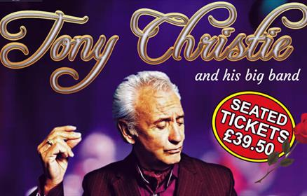 Cavern Club featuring Tony Christie and his Big Band